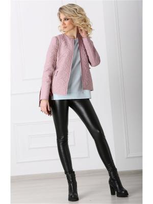 Куртка Lanicka. Цвет: розовый