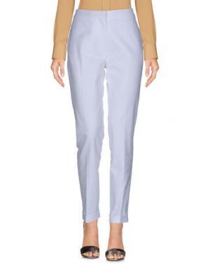 Повседневные брюки DIOR. Цвет: белый