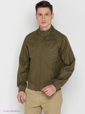 Куртка People. Цвет: хаки