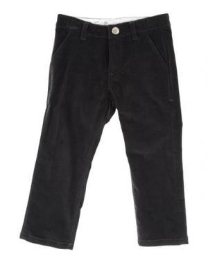 Повседневные брюки GUSELLA. Цвет: стальной серый