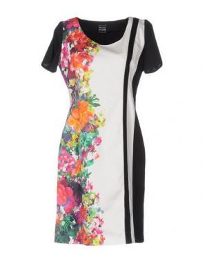 Короткое платье PAUSE CAFÉ. Цвет: черный