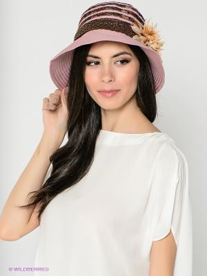 Шляпа FOMAS. Цвет: бордовый