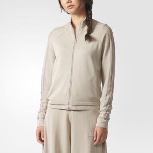 Олимпийка  Originals adidas. Цвет: коричневый