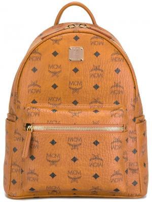 Маленький рюкзак Stark MCM. Цвет: коричневый