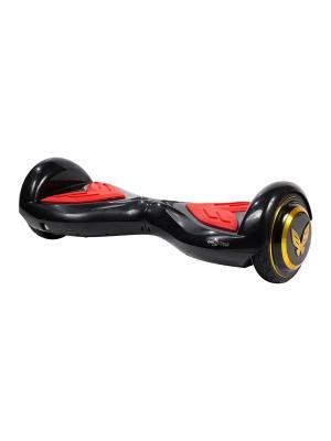Детский гироскутер CarWalk Wings. Размер колеса 4,5 дюймов.. Цвет: черный