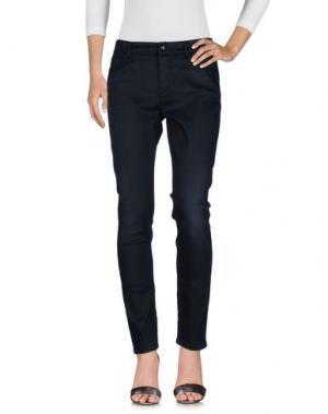 Джинсовые брюки MARELLA SPORT. Цвет: черный