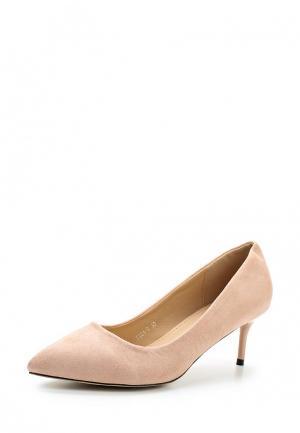 Туфли Go-Go. Цвет: розовый