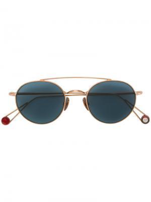 Солнцезащитные очки Place des Bastille Ahlem. Цвет: металлический