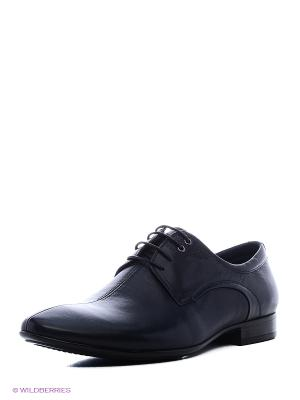 Туфли Premier. Цвет: темно-синий