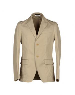Пиджак MM BY MARIOMATTEO. Цвет: бежевый
