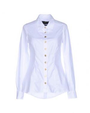 Pубашка BAD SPIRIT. Цвет: белый