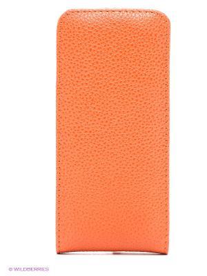 Чехол для iPhone 5/5s Dimanche. Цвет: оранжевый