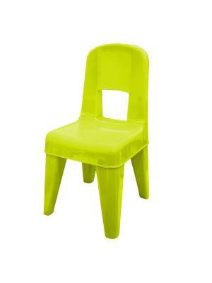 Детский стул Я расту Little Angel. Цвет: салатовый