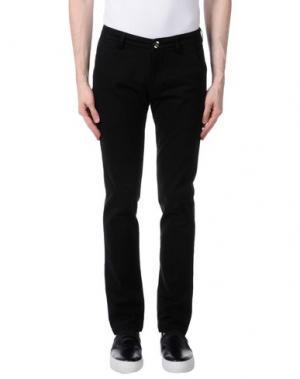 Повседневные брюки FRADI. Цвет: черный