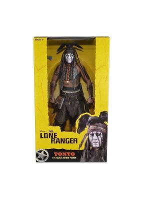 Фигурка The Lone Ranger 1/4 Series 1 - Tonto /2шт Neca. Цвет: темно-серый