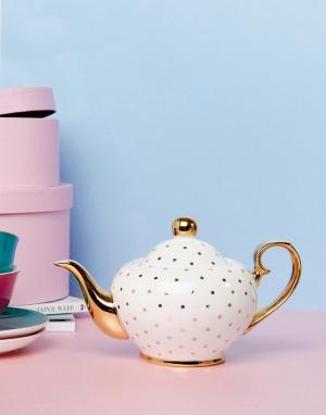 Bombay Duck Заварник для чая Miss Go Lightly. Цвет: мульти