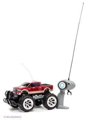 Р/у 1:18 Dodge Ram 1500 AULDEY. Цвет: красный