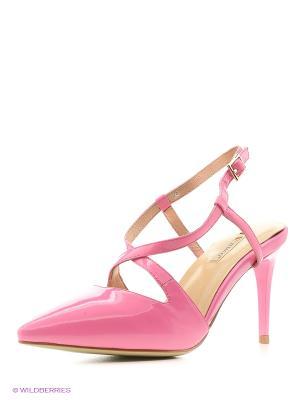 Босоножки Vitacci. Цвет: розовый