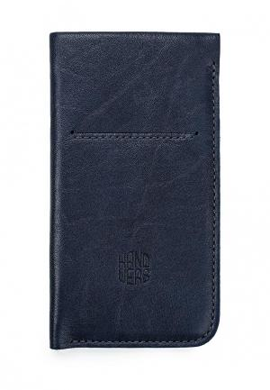 Чехол для телефона Handwers. Цвет: синий