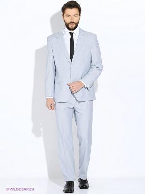 Мужской костюм Barkland. Цвет: светло-серый