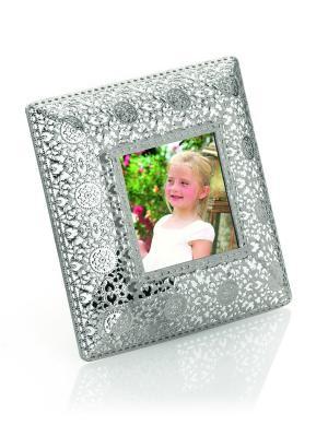 Фоторамка Silver Effect Premier. Цвет: серебристый