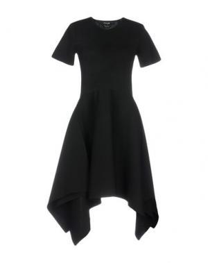 Платье до колена TY-LR. Цвет: черный