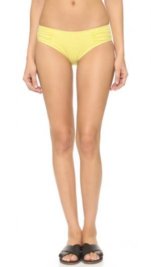 Плавки бикини Ania Zero + Maria Cornejo. Цвет: цитрус