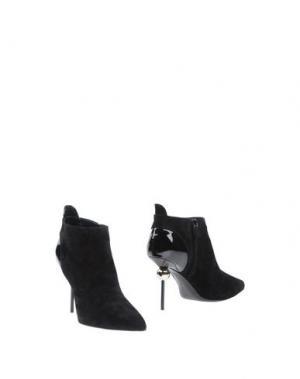 Ботинки ROGER VIVIER. Цвет: черный