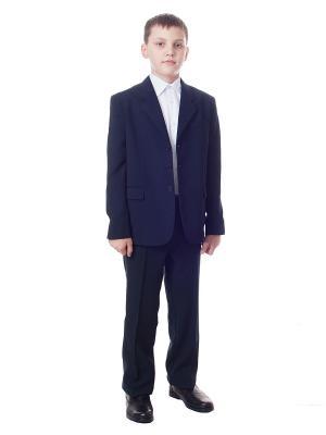 Пиджак Виктория. Цвет: синий