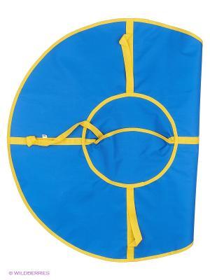 Сноутьюб ИГЛУ 100 тент-оксфорд (с камерой). Цвет: красный, желтый, синий