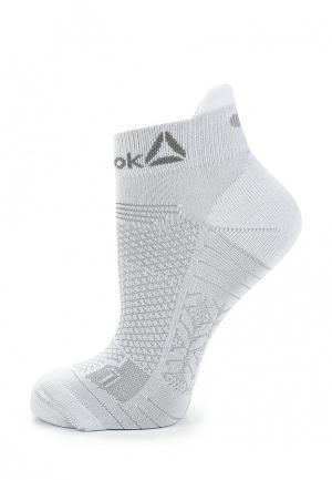 Носки Reebok. Цвет: серый