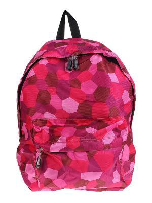 Рюкзак Gusachi. Цвет: розовый, коричневый, сиреневый