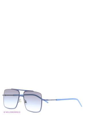 Солнцезащитные очки MARC JACOBS. Цвет: фиолетовый