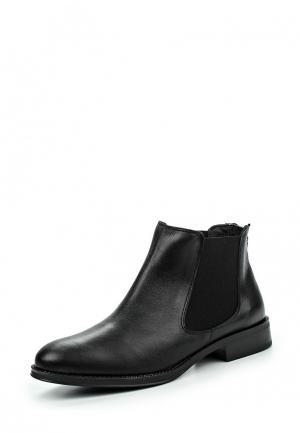 Ботинки La Coleccion. Цвет: черный