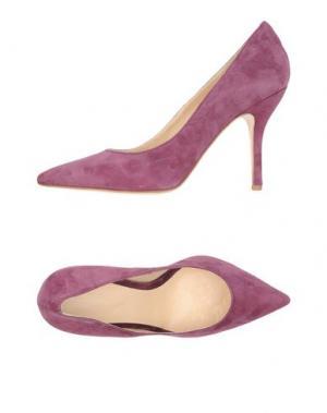 Туфли GRIFF ITALIA. Цвет: розовато-лиловый