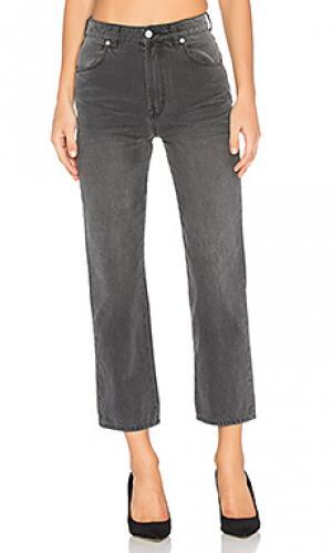 Прямые джинсы original ROLLAS ROLLA'S. Цвет: none