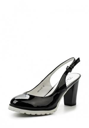 Туфли Dino Ricci Select. Цвет: черный