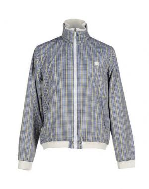 Куртка BENCH. Цвет: синий