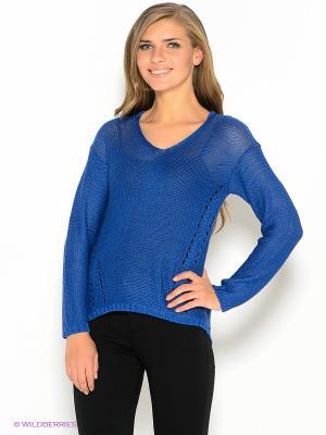 Пуловер Ada Gatti. Цвет: синий