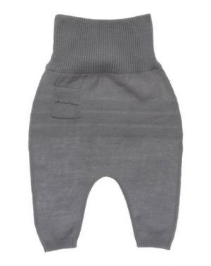 Повседневные брюки HUCKLEBONES. Цвет: серый