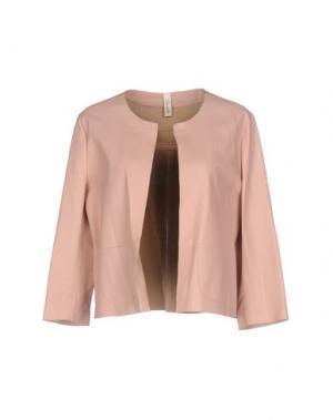 Пиджак SOUVENIR. Цвет: светло-розовый