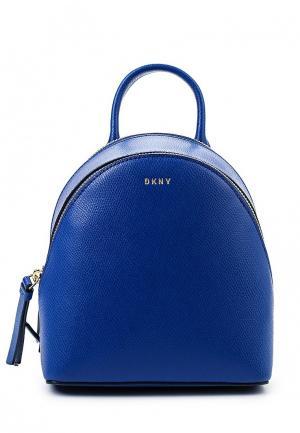 Рюкзак DKNY. Цвет: синий