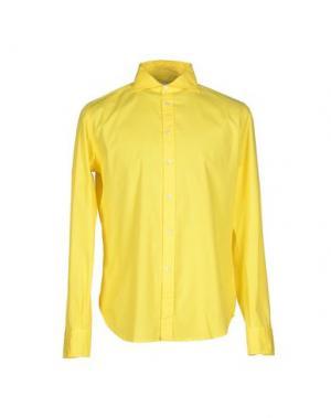 Pубашка BRANCACCIO C.. Цвет: желтый
