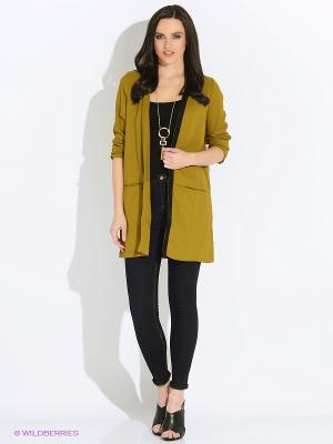 Блейзер Vero moda. Цвет: светло-коричневый