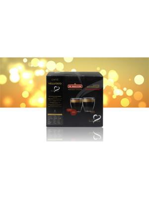 Капсулы для Dolce Gusto Vellutato (кофе в капсулах стандарта Дольче Густо) 16 шт DiMaestri. Цвет: черный