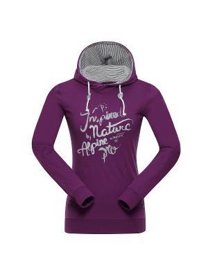 Худи Alpine PRO. Цвет: фиолетовый