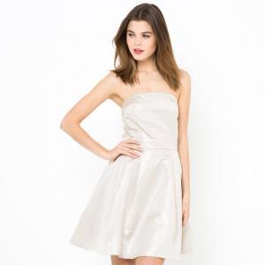 Платье-бюстье MADEMOISELLE R. Цвет: золотистый