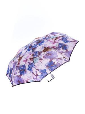 Зонт Stilla s.r.l.. Цвет: сиреневый, голубой