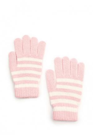 Перчатки ТВОЕ. Цвет: розовый