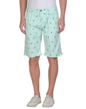 Бермуды BASICON. Цвет: светло-зеленый